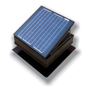 Purair featured product: Solar Attic Fan
