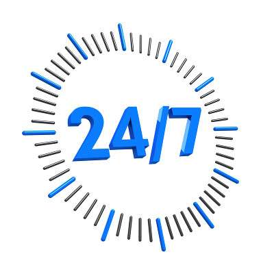 24/7 real-time HVAC monitoring